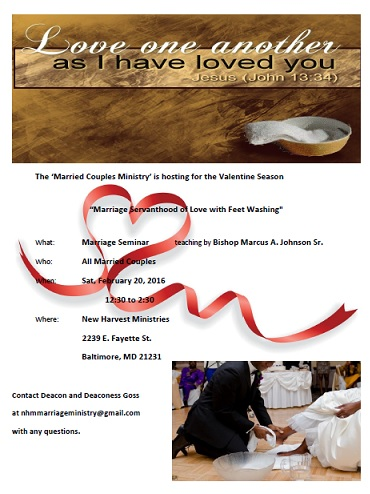 February 20 marriage ministry marriage ministry